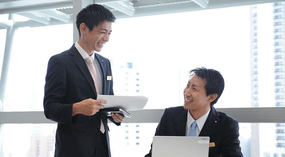 新卒採用 平成30年3月の「新卒採用」の情報掲載までしばらくお待ちください。