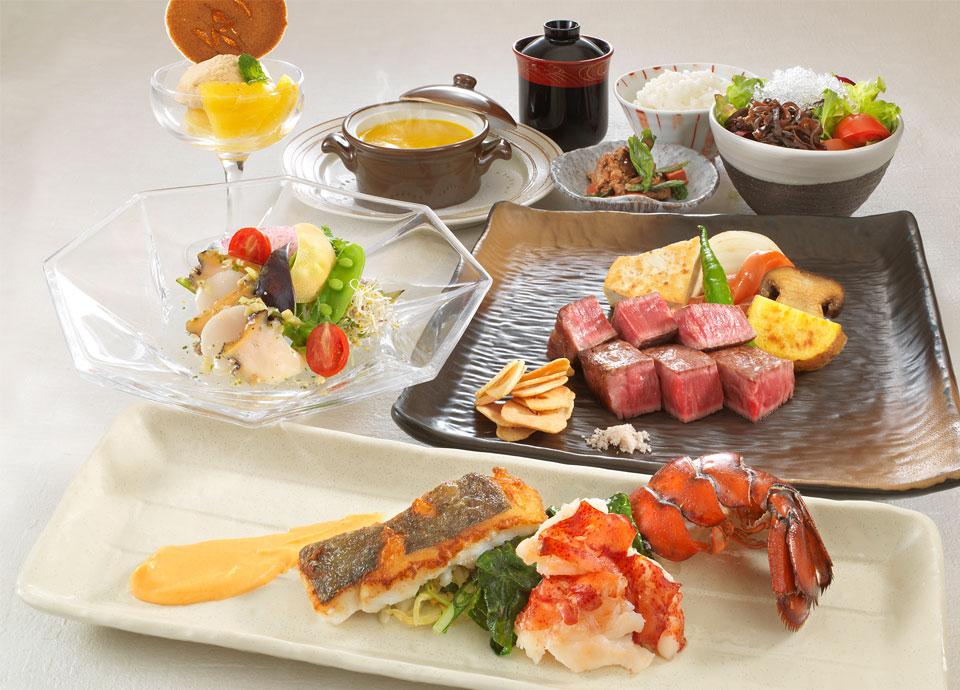 第76回 京都駅周辺 8ホテル共同企画 シェフの饗宴 in KYOTO