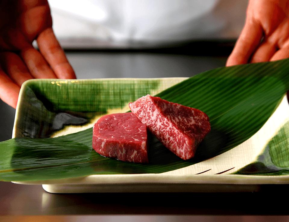 日本三大和牛「近江牛」を味わう