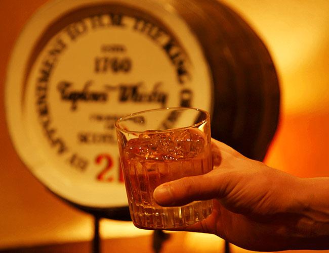 ここでしか味わうことのできない貴重なウイスキー