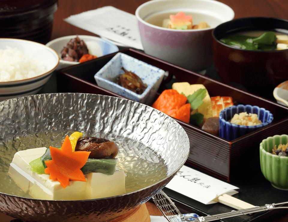 朝から和食の贅沢