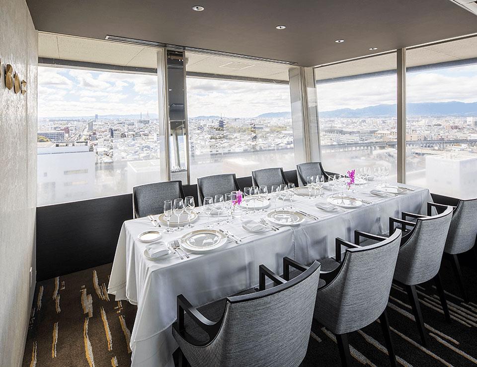 豊富なレストラン個室