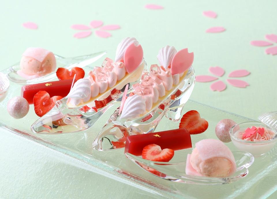~ホテルでお<ruby> <rb>花味</rb> <rp>(</rp> <rt>はなみ</rt> <rp>)</rp> </ruby>~桜フェア
