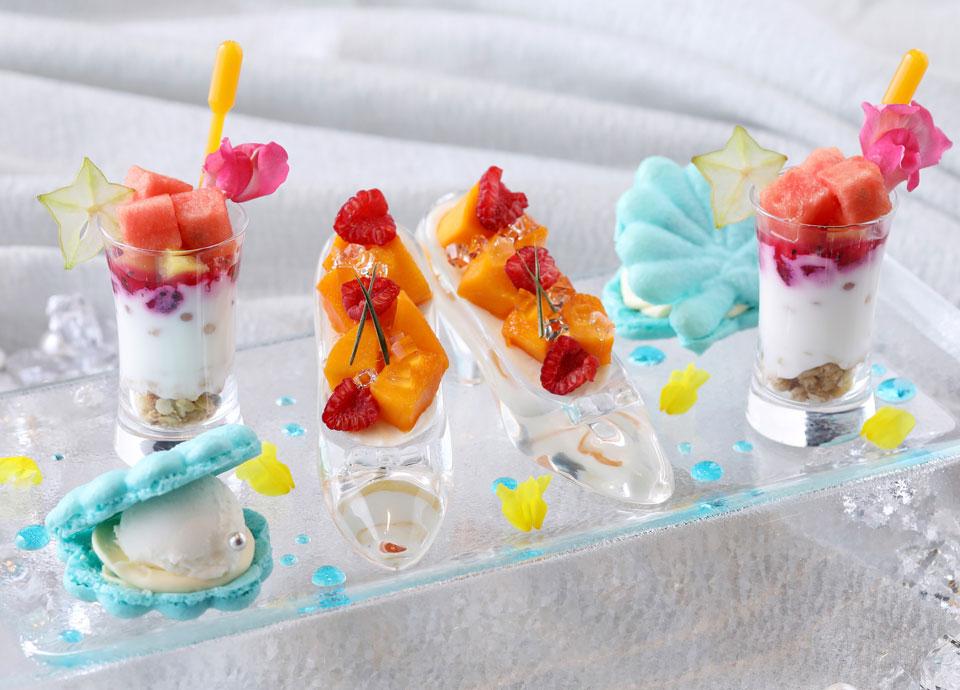 ・Summer×Sweet×Sweets・<br>  【1日10食限定】マーメイド プリンセス