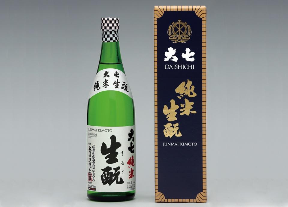 [おもてなしメニュー] 日本酒 大七 純米 ※写真はイメージです