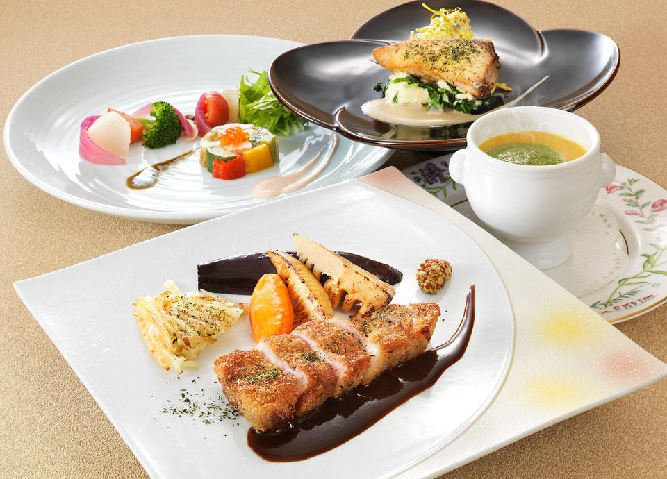 第75回 京都駅周辺 8ホテル共同企画 シェフの饗宴 in KYOTO