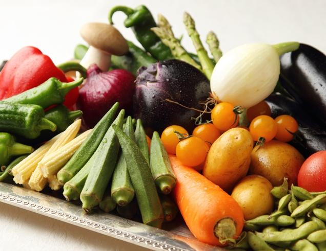 シェフが惚れ込む京都産野菜