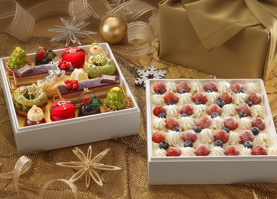 リーガロイヤルホテル京都のクリスマスケーキ