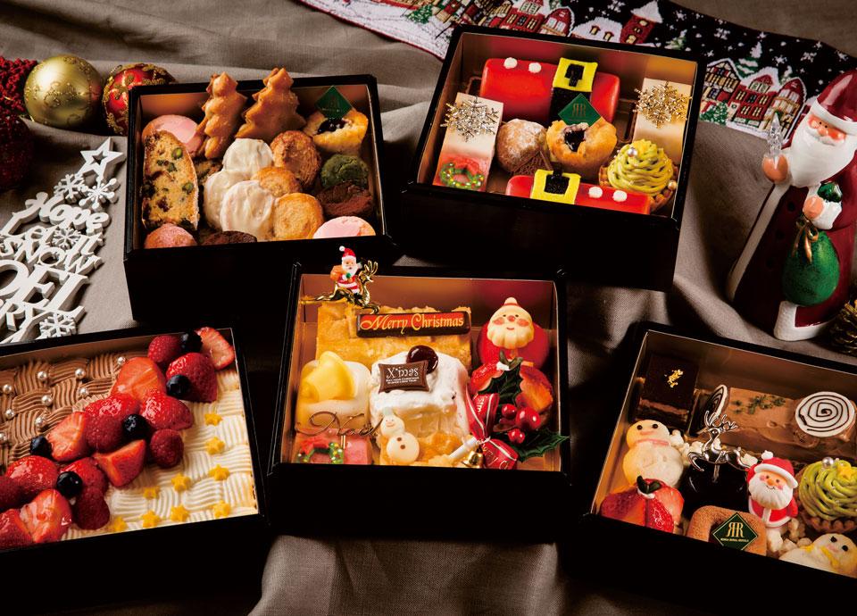 リーガロイヤルホテル京都のクリスマスケーキ2019