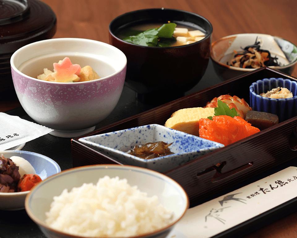 京朝食 サムネイル画像