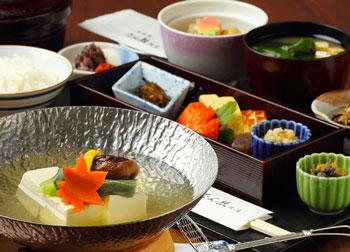 京料理 たん熊北店-朝食 老舗の京料理の味が堪能できる和朝食