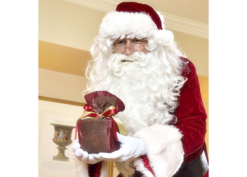 ファミリークリスマス ステイ~サンタがお部屋にやってくる~
