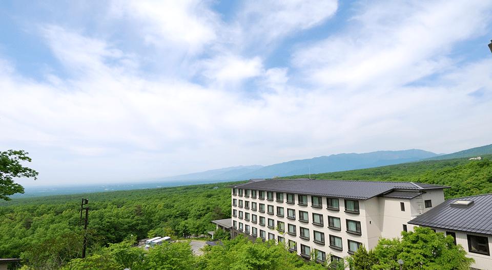 リゾートホテル <br class='sp_only'>ラフォーレ那須