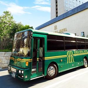 無料シャトルバスのご案内