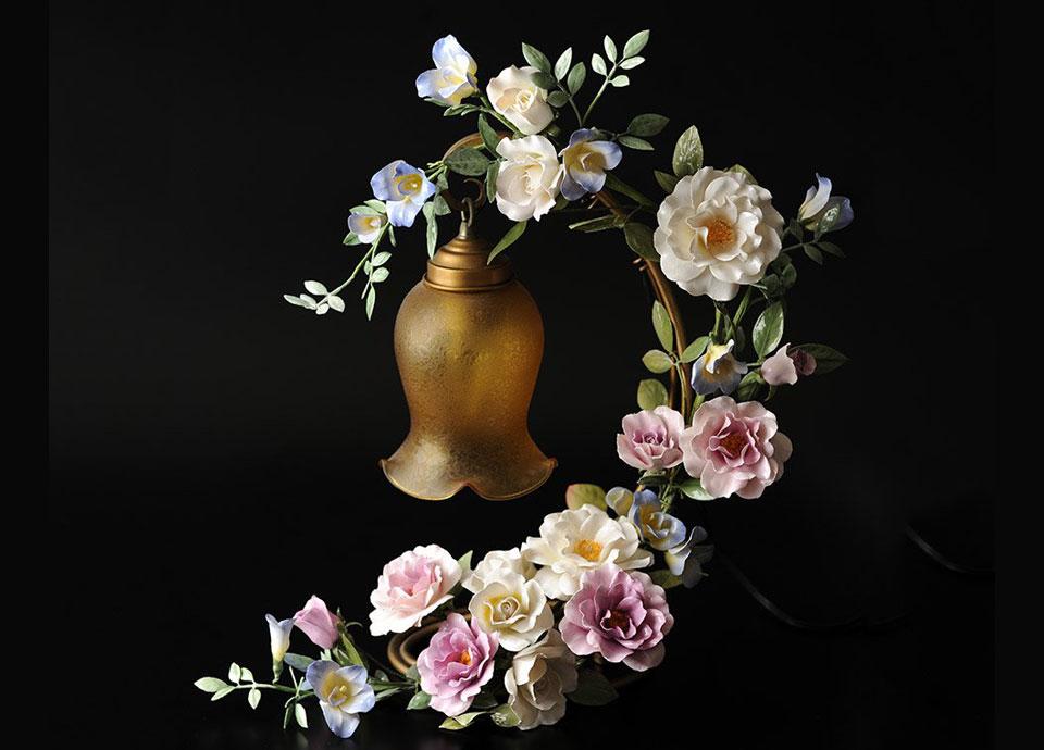 ル・フロレゾン(ろうの花)