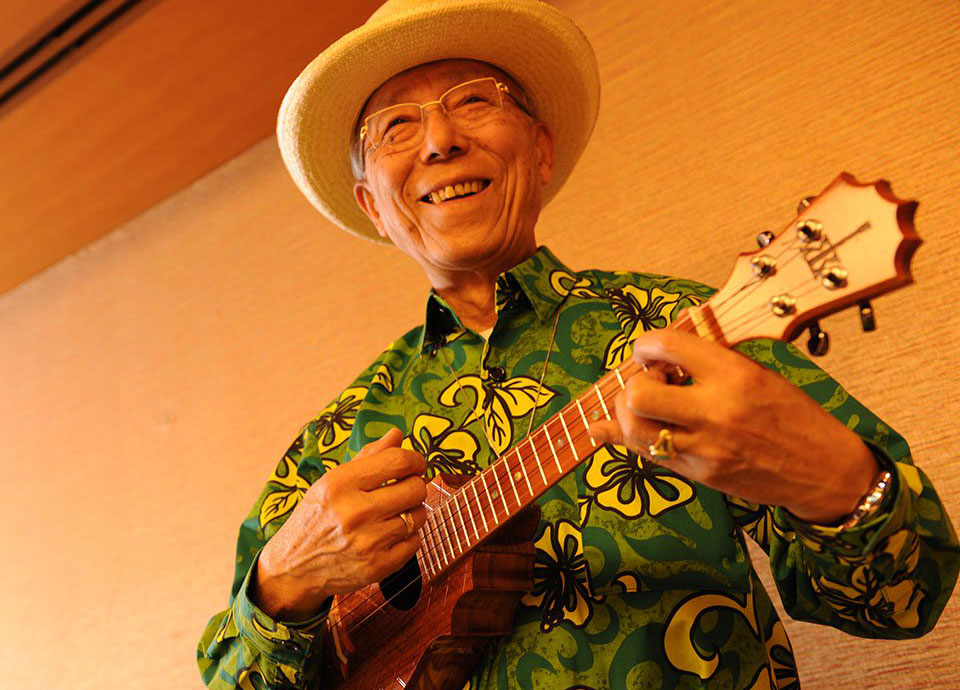 ハワイアン・ウクレレを楽しもう!