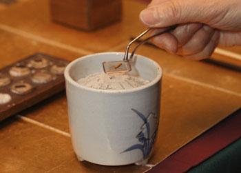 茶道・香道・花