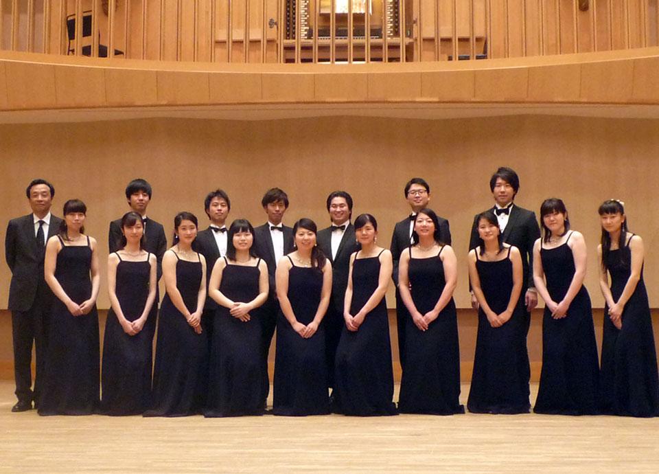 Ensemble Daffodil