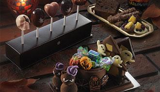 恐ろしくも可愛らしく、ハロウィンの世界観を表現したチョコレートが登場。「レクラのハロウィン」
