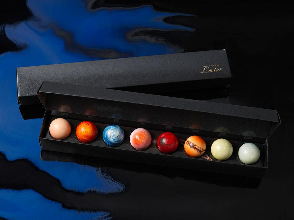 惑星の輝き