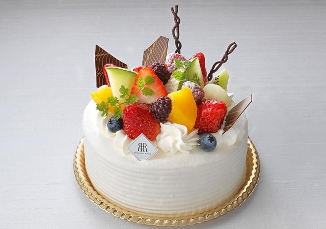 フルーツデコレーションケーキ「メリメロ」