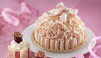 Happy Mother's Day ~メリッサの母の日ケーキ~