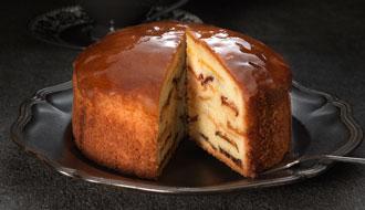 プレミアムドライフルーツケーキ