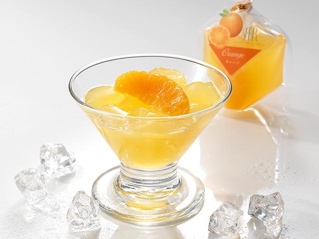ロイヤルフルーツゼリー オレンジ
