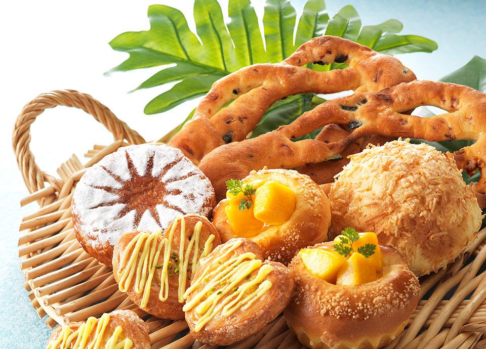 夏にぴったりのトロピカルフルーツを使用した商品を多数ラインアップ「メリッサのトロピカルフェア」