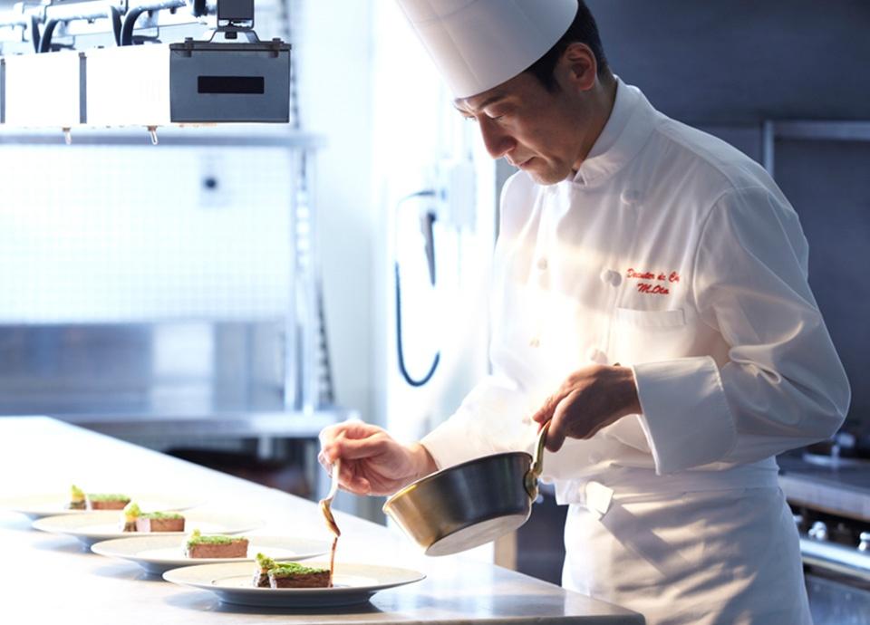 リーガロイヤルホテルグループ<br>統括総料理長 太田昌利による華麗なるガストロノミック
