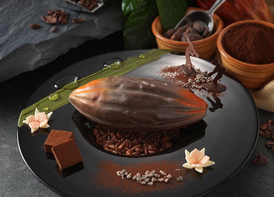 チョコレートデザートフェア