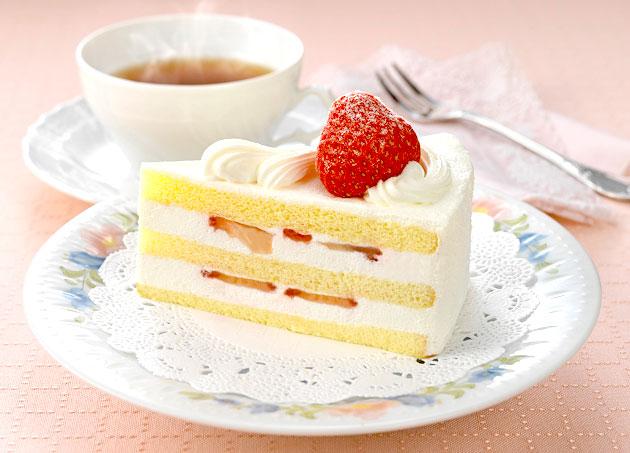 ケーキセット イメージ
