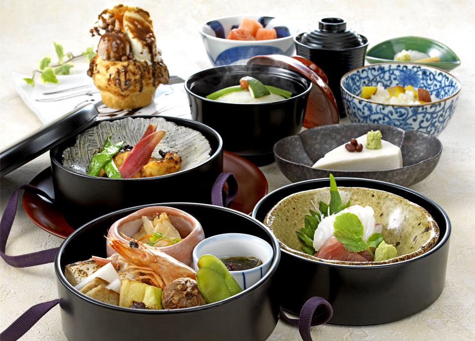 日本料理 なかのしま メニュー イメージ