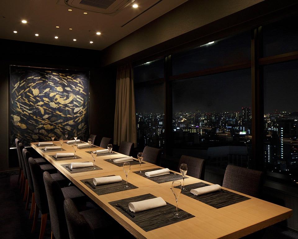 テーブル個室6~12名様