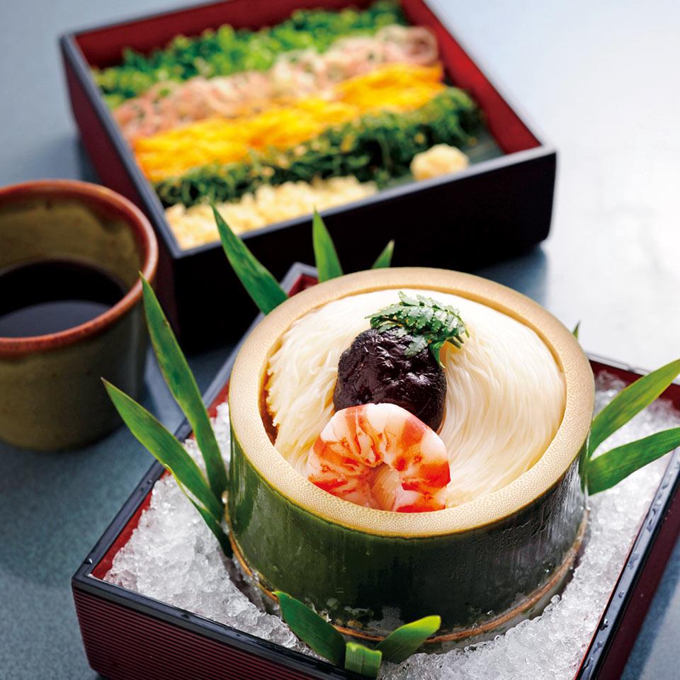 ゆきやぎ素麺