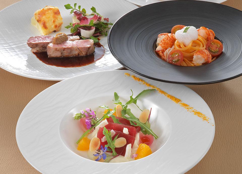 イタリアンレストラン ベラ コスタ リニューアル5周年特別コース