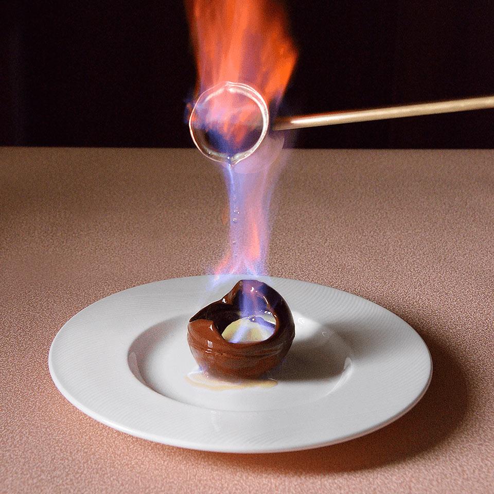 イタリアンレストラン ベラコスタの料理