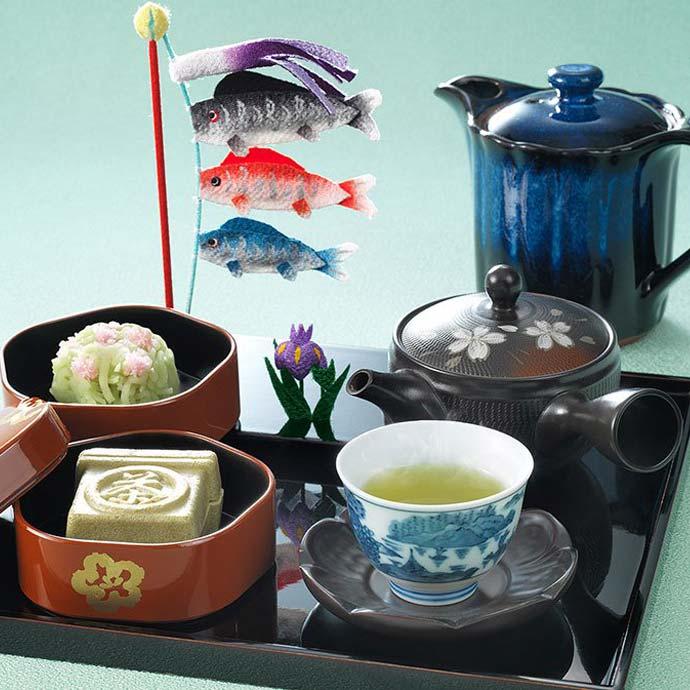 京都宇治 和束茶フェア 四季おりおり「八十八夜」