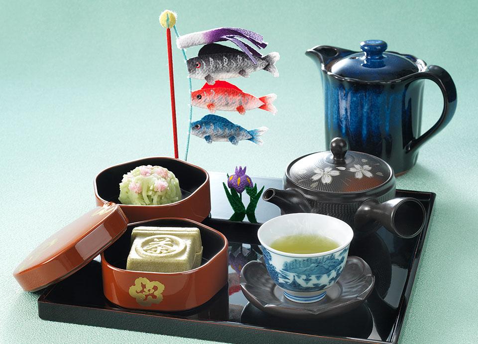 京都宇治 和束茶フェア<br> 四季おりおり「八十八夜」