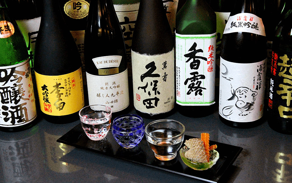 リーガロイヤルホテル(大阪)の日本料理・割烹・日本酒