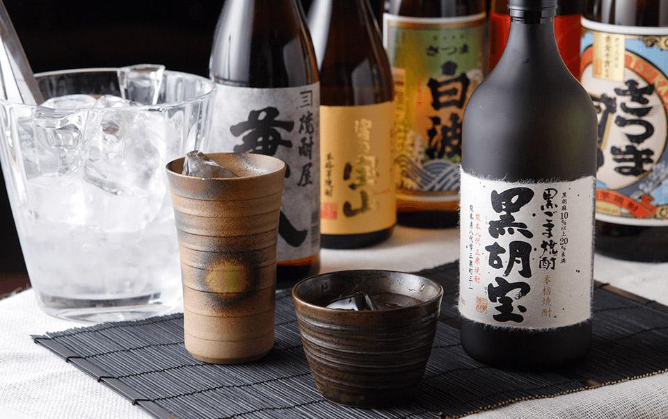 リーガロイヤルホテル(大阪)の日本料理・割烹・焼酎