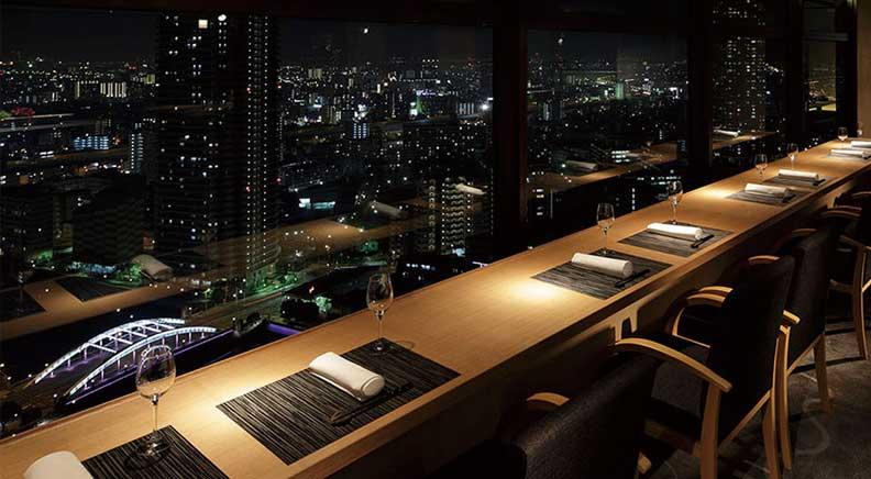 日本料理 なかのしま
