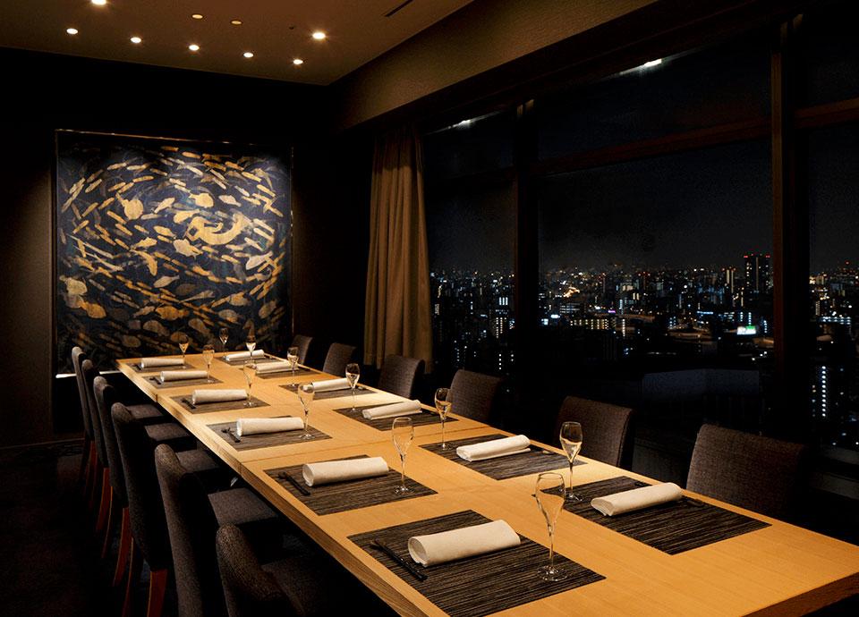 【期間限定】日本料理なかのしま特別ご会食プラン