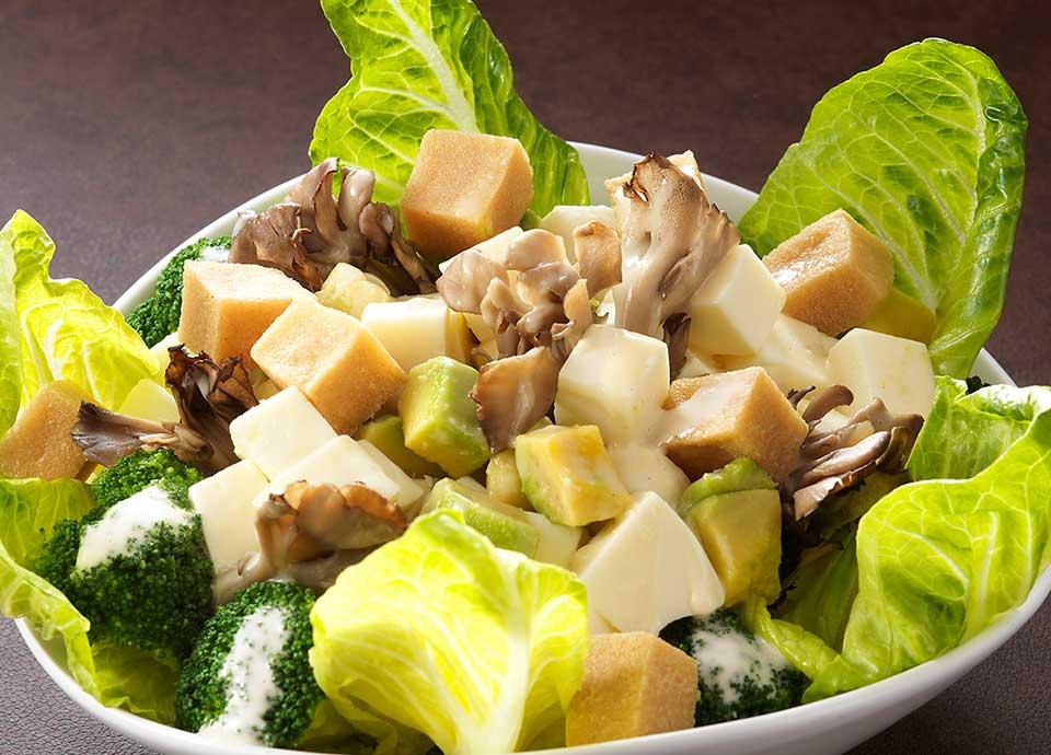 サラダボウル~低糖質食材のサラダ