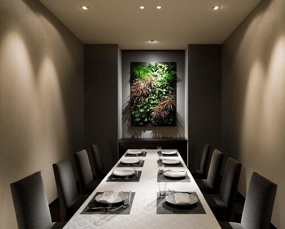 リーガロイヤルホテル(大阪)のレストラン 個室