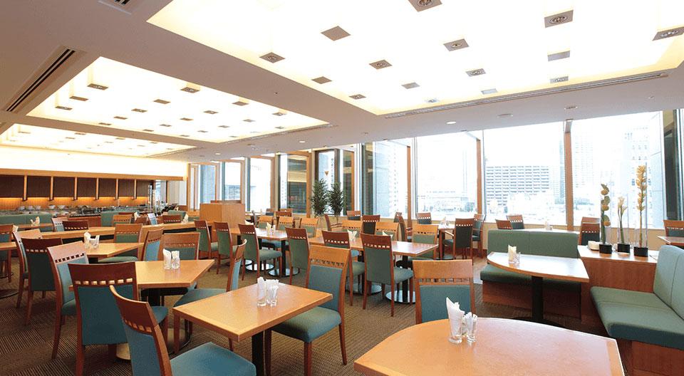 中之島周辺直営レストラン・宴会のご案内