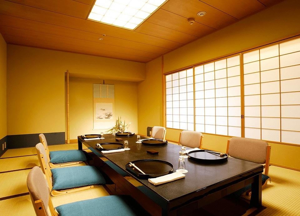 日本料理 個室宴席