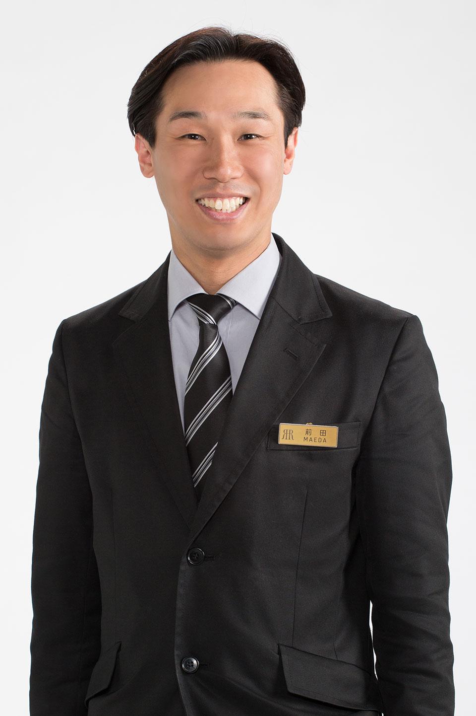マネジャー 前田 正博