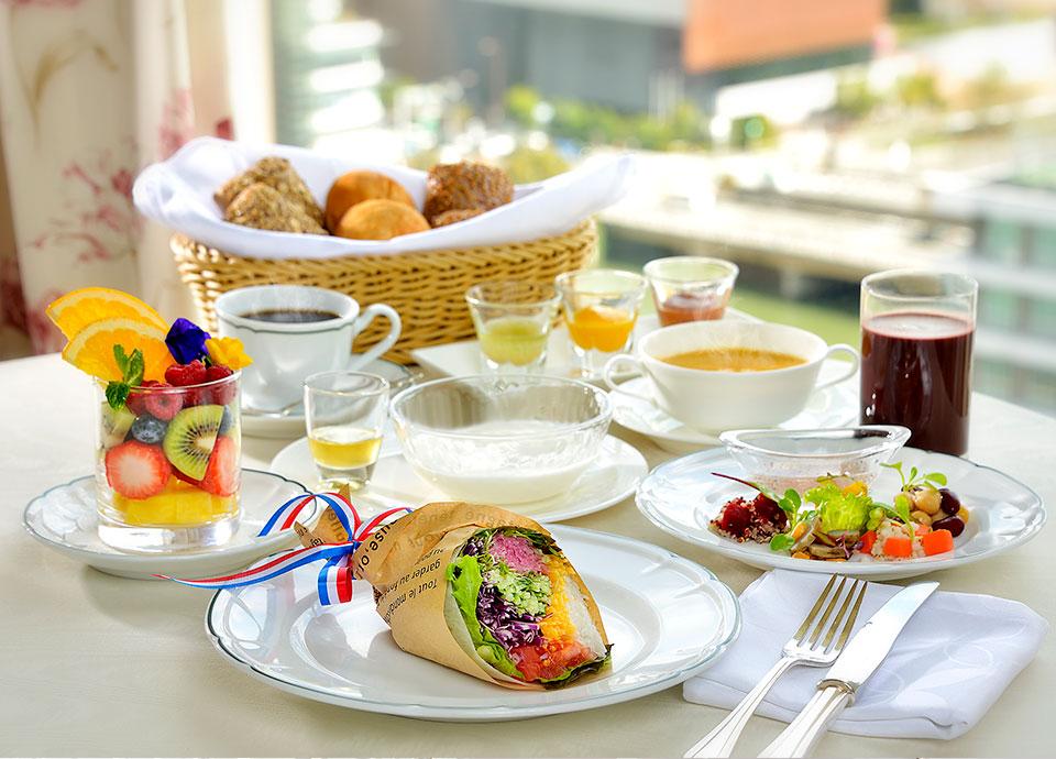 インルーム朝食 『Chef's Bouquet』