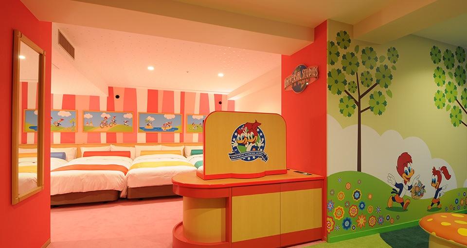 ユニバーサル・スタジオ・ジャパン™ ×リーガロイヤルホテル